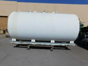 6500 Gallon Us Steel Diesel Fuel Storage Tank Horizontal