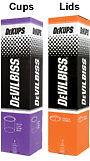 Devilbiss Dpc600 34 Oz Disposable Dekups 64 Count Double Pack