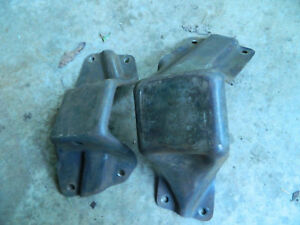 1967 1979 Ford Truck F150 460 Engine Mount Perches Motor Stands 2 Wheel Drive