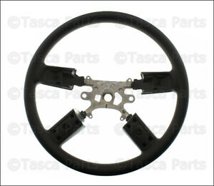 New Oem Mopar Steering Wheel Chrysler 300 Dodge Charger Challenger 1ag511dvab