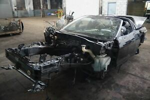 Complete Frame Structure With Windshield Trunk Lid Chevy Corvette C6 Z06 2008