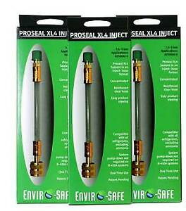Pro Seal Easy Seal Proseal Xl4 Direct Inject 1 5 5 Ton Applications 3 Pack