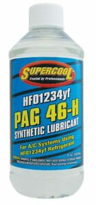 Tsi Supercool Pag 46h 27262 Lubricant Hfo 1234yf Pag Oil 46 Viscosity 8 Oz