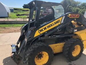 Powered Quick Attach Conversion For New Holland Deere Skidloaders