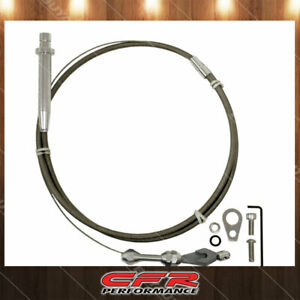Chevy Gm Turbo Th 350 Sb Small Block Tuned Port Transmission Kickdown Cable Kit