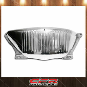Chevy Gm Turbo Th 350 Th 400 Polished Aluminum Flywheel Flexplate Dust Cover