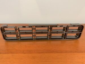 Nos 78 1978 Chevy Caprice Classic Landau Lower Grille Front Bumper Right
