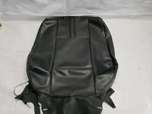 Bmw Oem 07 10 X3 Front Seat seat Cover upper Left Lh Driver Black