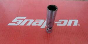 Snap On Tools 3 8 Drive 5 8 Knurled 6 Pt Swivel Spark Plug Socket S9706kfua