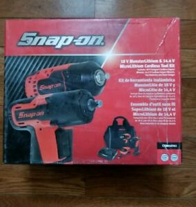 brand New Snap On Cx8810761 3 8 Impact Combo Cordless Kit Free Priority