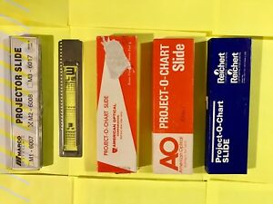 Reichert Longlife P o c Chart Projector Slides Adult And Pediatric
