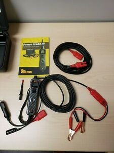 Power Probe Iii W Case Acc Carbon Fiber Edition pp319carb car Diagnostic