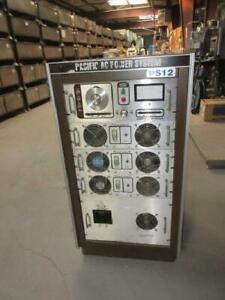 Pacific 330 jc Ac Power System 4 Kva W 300 b 3 Power Modules Model 113 jo