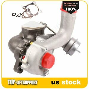 Turbo Turbocharger Compressor Boost 2003 2004 Volkswagen Golf 3 2l 06a145713f