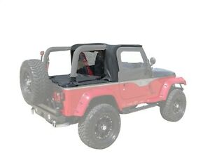 Rampage 994015 Soft Cab Top Fits 97 02 Tj Wrangler