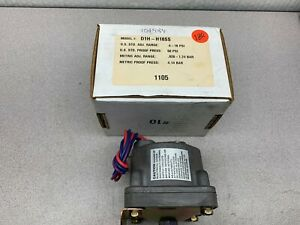 New In Box Barksdale Valve D1h h18ss