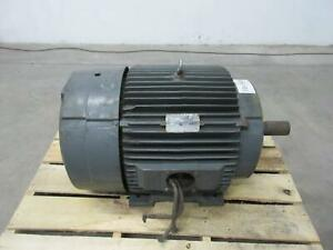 Reliance Electric 75 Hp Ac Motor T103340