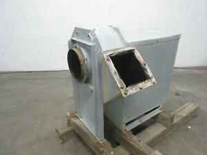 Aerovent Mh bw sw Mh Industrial Exhaust Fan Blower 5 Hp