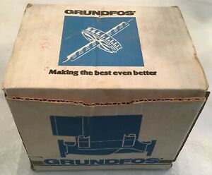 New Old Stock Grundfos Up15 18su Circulator Pump