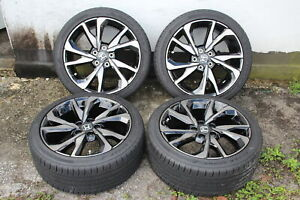 Set Of 4 Honda Civic 2017 2018 18 Oem Rims Tires 64108 42700tgga71 4218