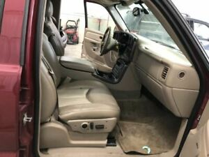 Passenger Front Seat Bucket bench Electric Fits 03 06 Avalanche 1500 531961