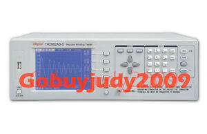 New Tonghui Th2882as 5 3 Phase Impulse Winding Tester Meter 110v 220v Dhl Free