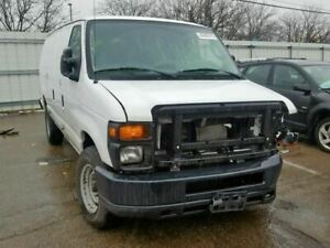 Console Front Floor Outer Section Fits 03 18 Ford E350 Van 1643170