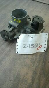 Throttle Body Throttle Valve 4 Cylinder 2wd Automatic Fits 90 91 Camry 15414