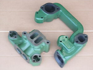 Intake Exhaust Manifold For John Deere Jd 60 620 630