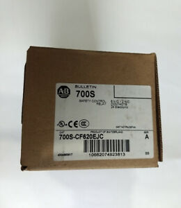 Allen Bradley 700s cf620ejc Safety Relay New In Factory Box