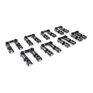 Comp Cams Valve Lifter Set 838 16 Endure X Solid Roller 875 For 302 351w Sbf