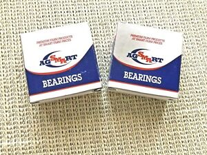 Set Of 2 Agsmart Row Cleaner Bearing Jd yetter Jd38601 308g05s5ds 6006 rk 6006rk