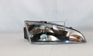 Headlight Assembly Fits Dodge Intrepid 20 3383 01 4746452 Ch2503108 Tyc