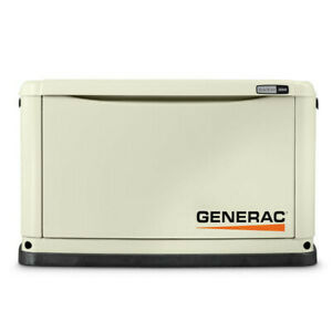 Generac 20 18 Kw Air cooled Standby Generator 200se not Cul 70391 New