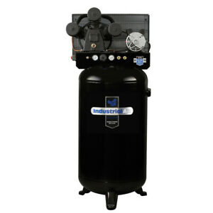 Industrial Air 4 7 Hp 80 Gallon Stationary Air Compressor Ila4708065 New