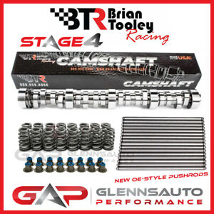 Brian Tooley Racing btr New Stage 4 V2 Ls Truck Cam Kit pushrods 4 8 5 3 6 0