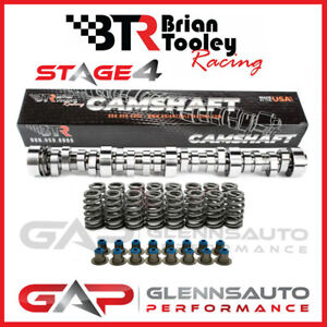 Brian Tooley Racing btr New Stage 4 V2 Ls Truck Cam Kit 4 8 5 3 6 0