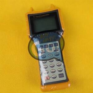 Ry s200d Tv Signal Level Meter Catv Cable Testing 5 870mhz Mer Ber