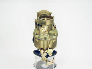 Rochester Carburetor Type Bc 1950 56 Bel Air Deluxe Special 235 120 Core Refund