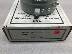 New In Box Mercoid 10 200psig Mercury Switch Da 31 153 8