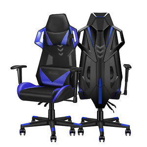Luxmod Ergonomic Gaming Chair High Back Swivel Computer Chair Adjustable Chair
