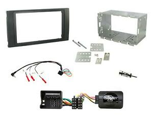 Ctkfd46 Cd Stereo Radio Facia Fascia Full Kit For Ford C Max Fiesta Focus