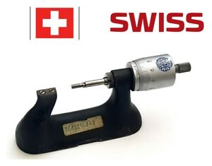 Bench Micrometer Fab Suisse Tavannes Machines Co S a Swiss Watchmakers 1