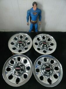 17 Chevy Silverado 2005 2013 Sierra Tahoe Chrome Steel Wheels Rims Oem 5223