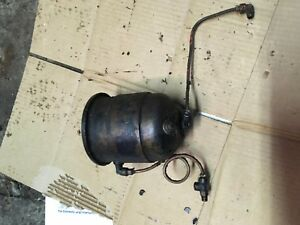 Case Sc Tractor Oil Filter Housing Antique Tractor