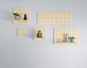 Multi Pegboard Display Peg Board Display Pegboard Organizer Wallart