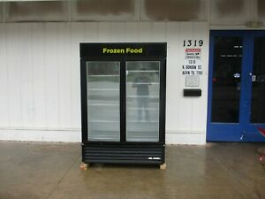 True Gdm 49f Merchandising Freezer Great Condition 4025