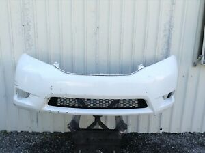 Toyota Sienna Front Bumper Cover 2011 2012 2013 2014 2015 2016 2017 Oem