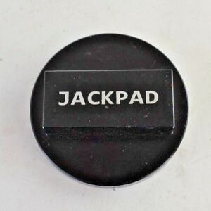 Jackpad Floor Jack Pad Adapter Billet