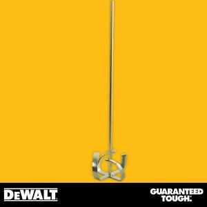 Dewalt Mud Mixer 32 Drywall Mixing Paddle Joint Compound Paint Plaster Thinset
